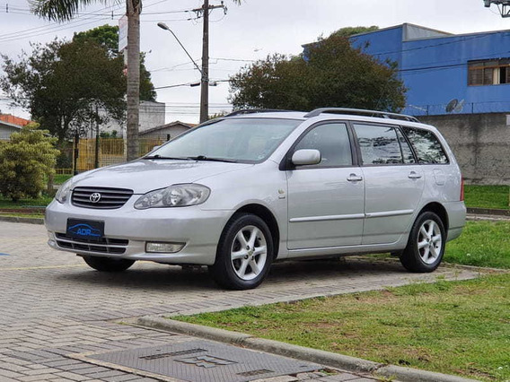 Toyota Corolla Fielder 1.8 16v(aut.) 4p