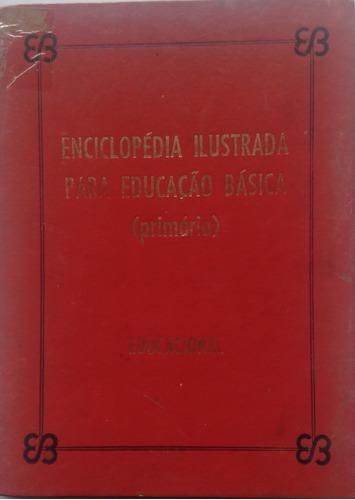 Enciclopédia Ilustrada Educação Básica (primário) Matemática
