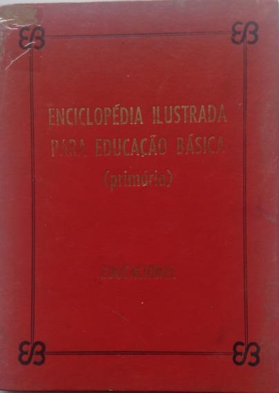 Enciclopédia Ilustrada Para Educação Básica (primário)