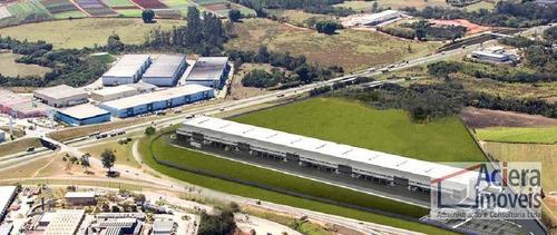 Imagem 1 de 30 de Galpão Modular Para Locação, Ponte Alta, Atibaia. - Ga0411