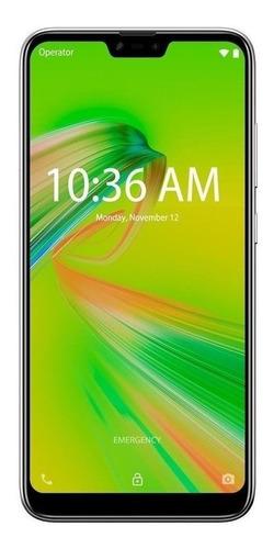 Imagem 1 de 5 de Asus ZenFone Max Shot ZB634KL Dual SIM 64 GB prata 4 GB RAM