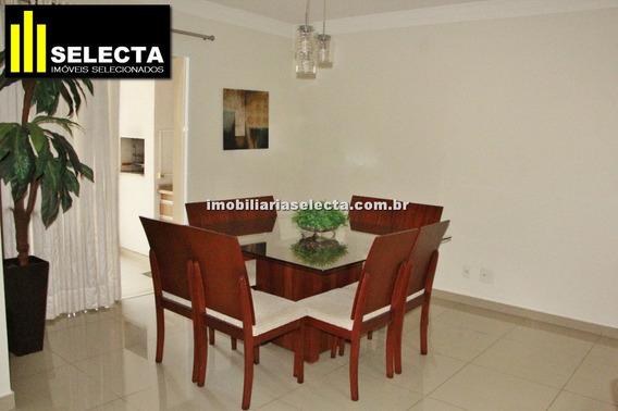 Apartamento 3 Quartos Para Venda No Cenarium Residence Em São José Do Rio Preto - Sp - Apa3400