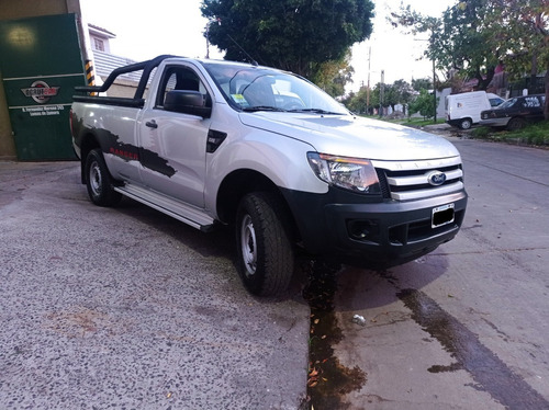 Ford Ranger Xlt 4x2 C/s