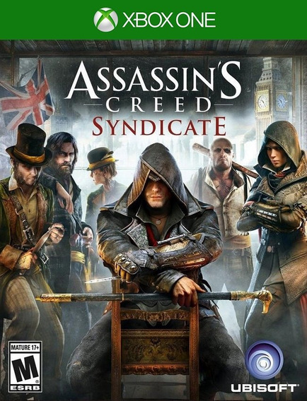 Assassins Creed Syndicate Xbox One - 25 Dígitos (envio Flash)