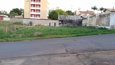 Terreno Residencial Ou Comercial À Venda, Jardim Santa Marta, Cuiabá. - Te0237