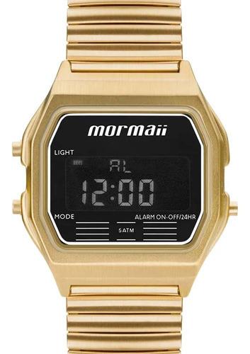 Relógio Mormaii Vintage Mojh02au/4d Un