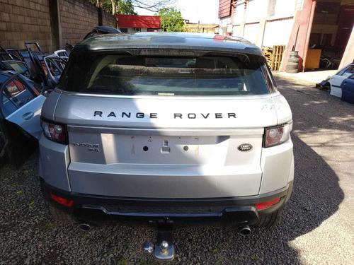 Sucata Land Rover Range Rover 2013 Gasolina 240cvs