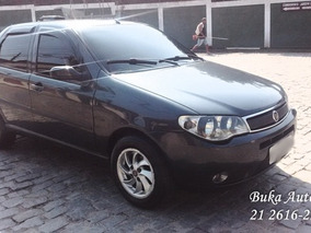 Fiat Siena 1.3 Elx Flex 4p 2005 Completo + Rodas