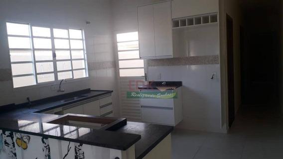 Casa Com 2 Dormitórios À Venda, 70 M² Por R$ 225.000 - Barreiro - Taubaté/sp - Ca2390