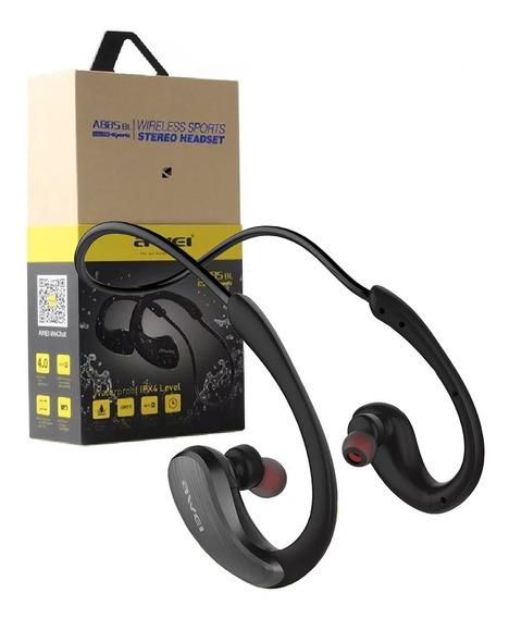 Fone De Ouvido Awei A885 Bl Bluetooth Nfc Intra Auricular
