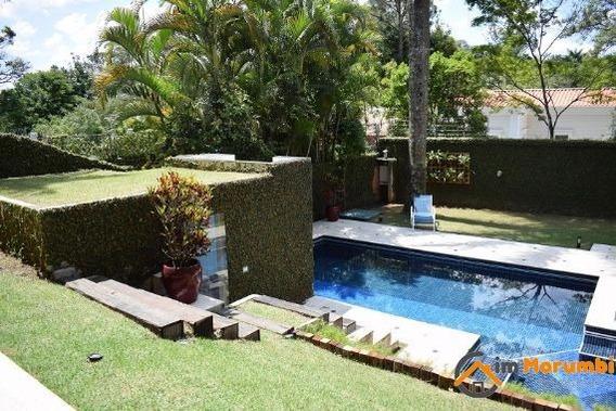 12815 - Casa De Condominio 3 Dorms. (3 Suítes), Morumbi - São Paulo/sp - 12815