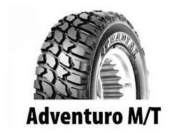 Llanta Nueva 235/75r15 Adventuro Mud Terrain