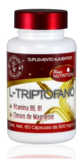Triptófano Vitamina B1 B6