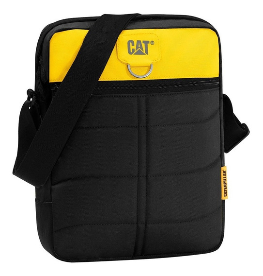 Morral Caterpillar Ryan Bolso Para Tablet