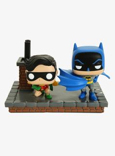 Funko Pop - Batman - Joker - Iron Man - Thanos - Robin