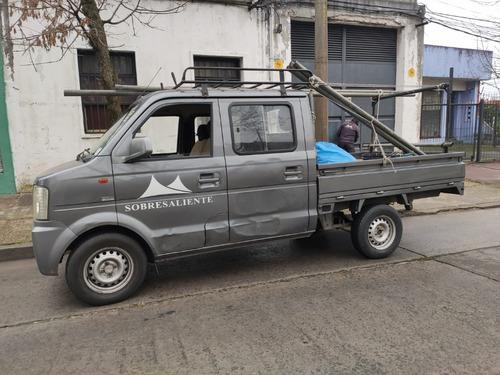 Dfsk Pickup Doble Cabina 2013 / Unico Dueño - C/abollones