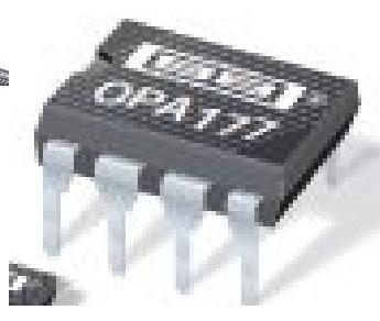 Opa177 - Amplificador Operacional De Precisión
