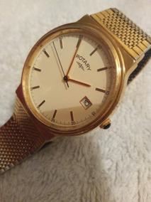 Reloj Rotary...citizen Bulova Seiko Rado Mido Casio Vintage