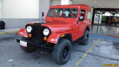 Jeep Cj Llanero