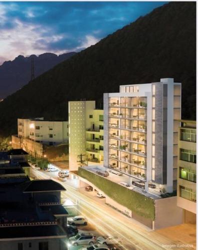 Imagen 1 de 3 de Departamento En Venta, Monterrey, Nuevo León