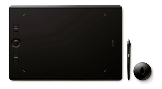 Mesa Digitalizadora Wacom Pth860 Intuos Pro Grande 37376