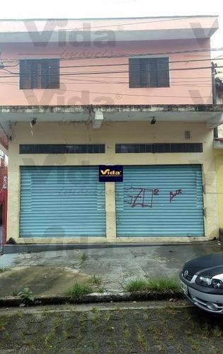Salão Comercial Para Aluguel, 130.0m² - 37051