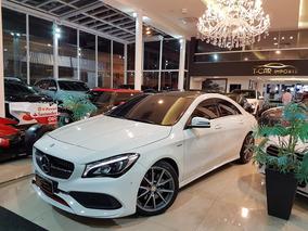Mercedes-benz Cla 250 2.0 Sport Turbo 4matic 4p 2017 8.000km
