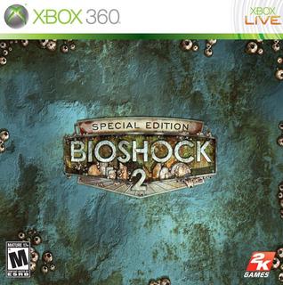 Bioshock 2 Special Edición - Xbox 360