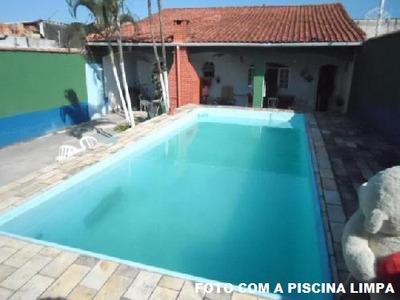 Vendo Casa Com Piscina Lado Praia Itanhaém Litoral Sul Sp