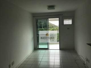 Ótimo Apartamento Vista Livre, Sol Matinal - Ap1090