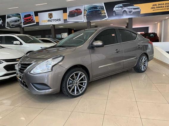 Nissan Versa 1.6 16v Sv Aut 4p 2017