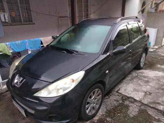 Peugeot 207 Sw Automático 2010