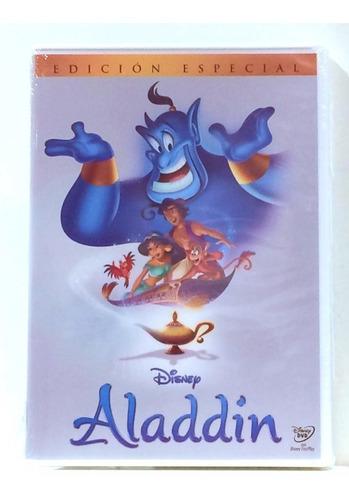 Imagen 1 de 2 de Aladdin Edición Especial Disney Dvd (nuevo)