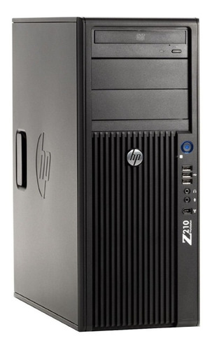 Workstation Hp Z210 Processador E3 1240 8gb Ram 2x Hd 500gb