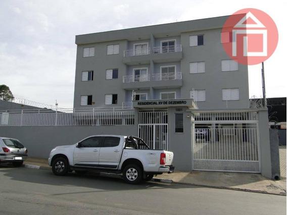 Apartamento Com 2 Dormitórios Para Alugar, 55 M² Por R$ 1.500,00/mês - Jardim Recreio - Bragança Paulista/sp - Ap0127