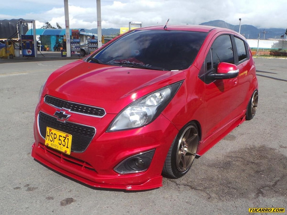 Chevrolet Spark Gt Mt 1200 Cc Aa