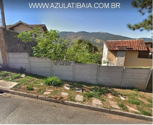 Terreno No Recreio Maristela, Rua Asfaltada,   352.94m² Leve Declive, Linda Vista Panorâmica, - Te00213 - 69321749