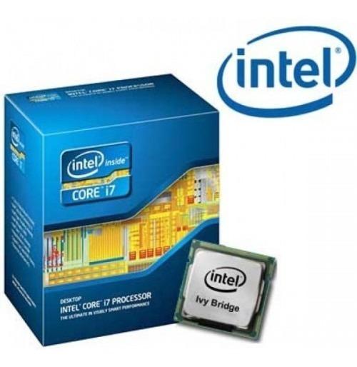 Intel Cpu Core I7-3770 3.40ghz 8mb Lga1155