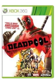 Deadpool Xbox 360 Original Frete R$12