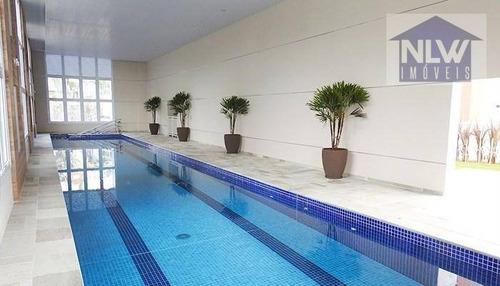 Apartamento Com 3 Dormitórios À Venda, 118 M² Por R$ 1.817.570,00 - Vila Ipojuca - São Paulo/sp - Ap1245
