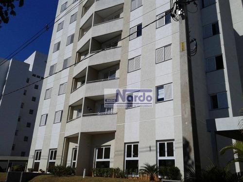 Apartamento À Venda Em Bragança Paulista, Residencial Das Ilhas, Condomínio Jardins De Bragança - Ap0098