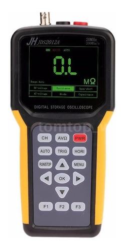 Osciloscopio De Almacenamiento Digital Y Multimetro G0d4