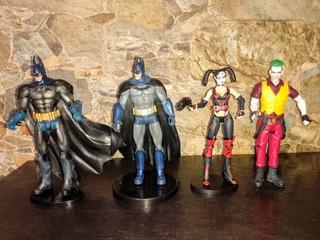 Lote Batman X 4