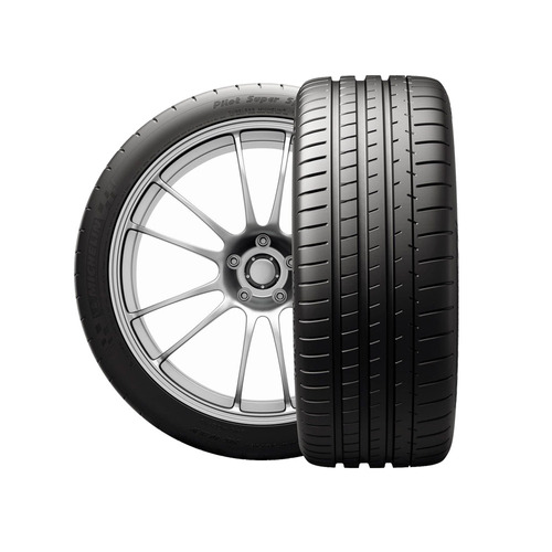 Kit X 2 Neumáticos Michelin Pilot Super Sport Cubiertas 285/