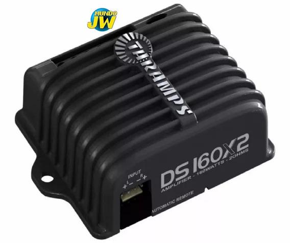 Potencia Amplificador Taramps Ts150x2 160rms 2 Ch Digital