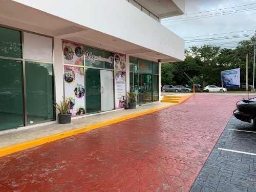 Local Céntrico En Renta Av Kabah Cancun