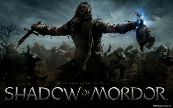 Jogo Digital - Shadow Of Mordor -envio Agora