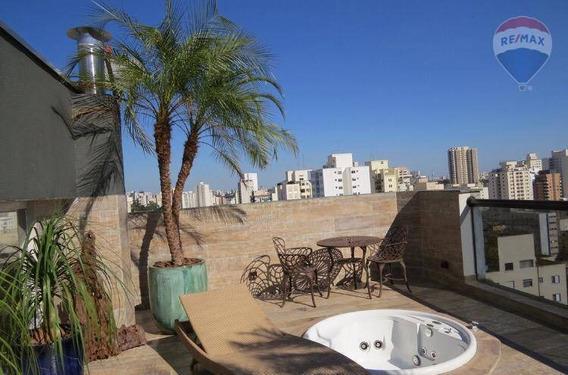 Cobertura Com 3 Dormitórios E 2 Vagas De Garagem - Vila Clementino - Co0428