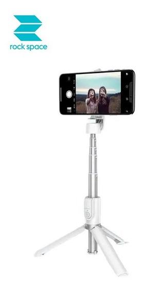 Bastão Monopod Tripé - Selfie Controle Bluetooth - Tr 2 Rock