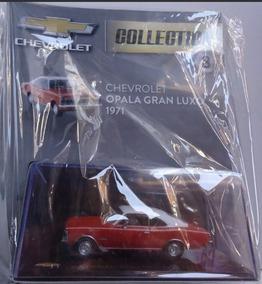 Linda Miniatura Opala Gran Luxo 1971 - Acompanha Revista !!!